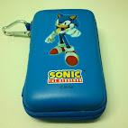 Console case top