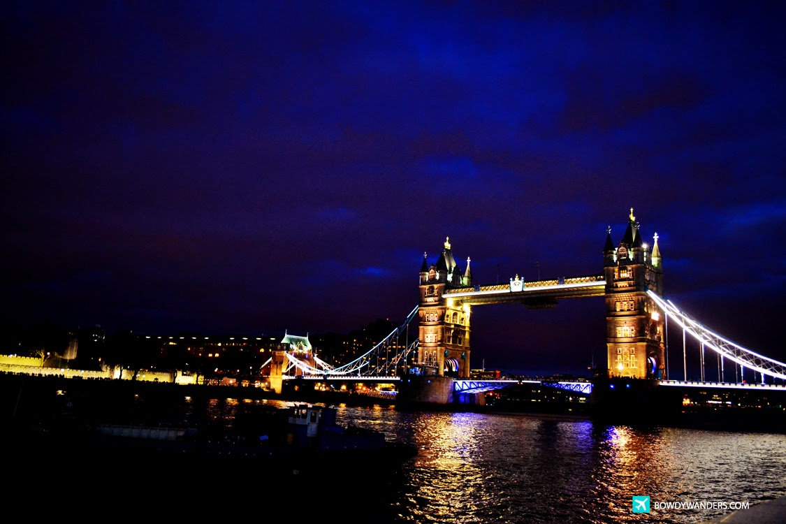 bowdywanders.com Singapore Travel Blog Philippines Photo :: England :: London at Night: The Surprising Effect Of Seeing These Attractions at Night
