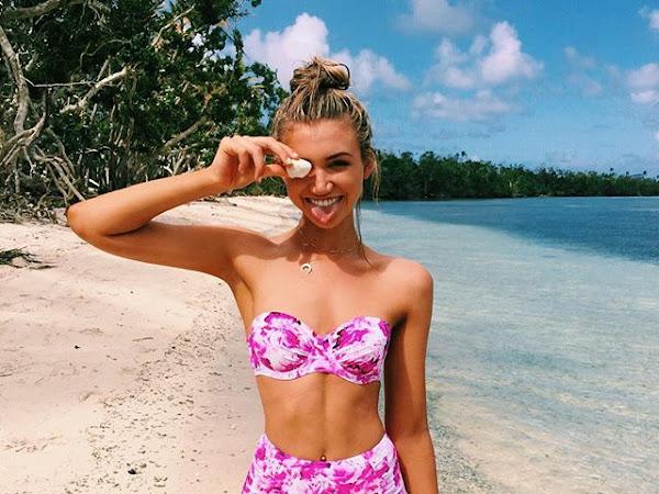 Tendências - Bikini de Cintura Subida