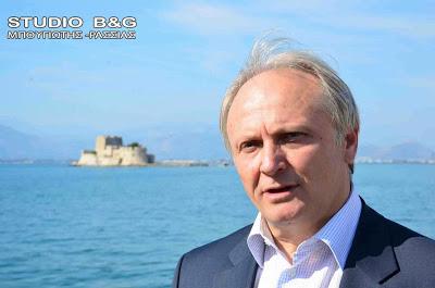 Μπαλτάς σε Ανδριανό: Το Μπούρτζι είναι έργο πρώτης προτεραιότητας