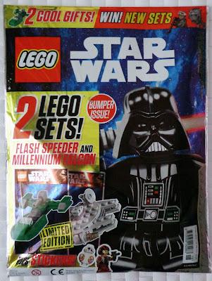 LEGO Star Wars Magazine Issue 18