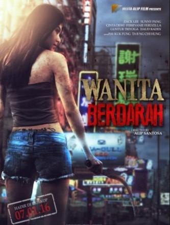 Wanita Berdarah (2016) WEBDL Full Movie
