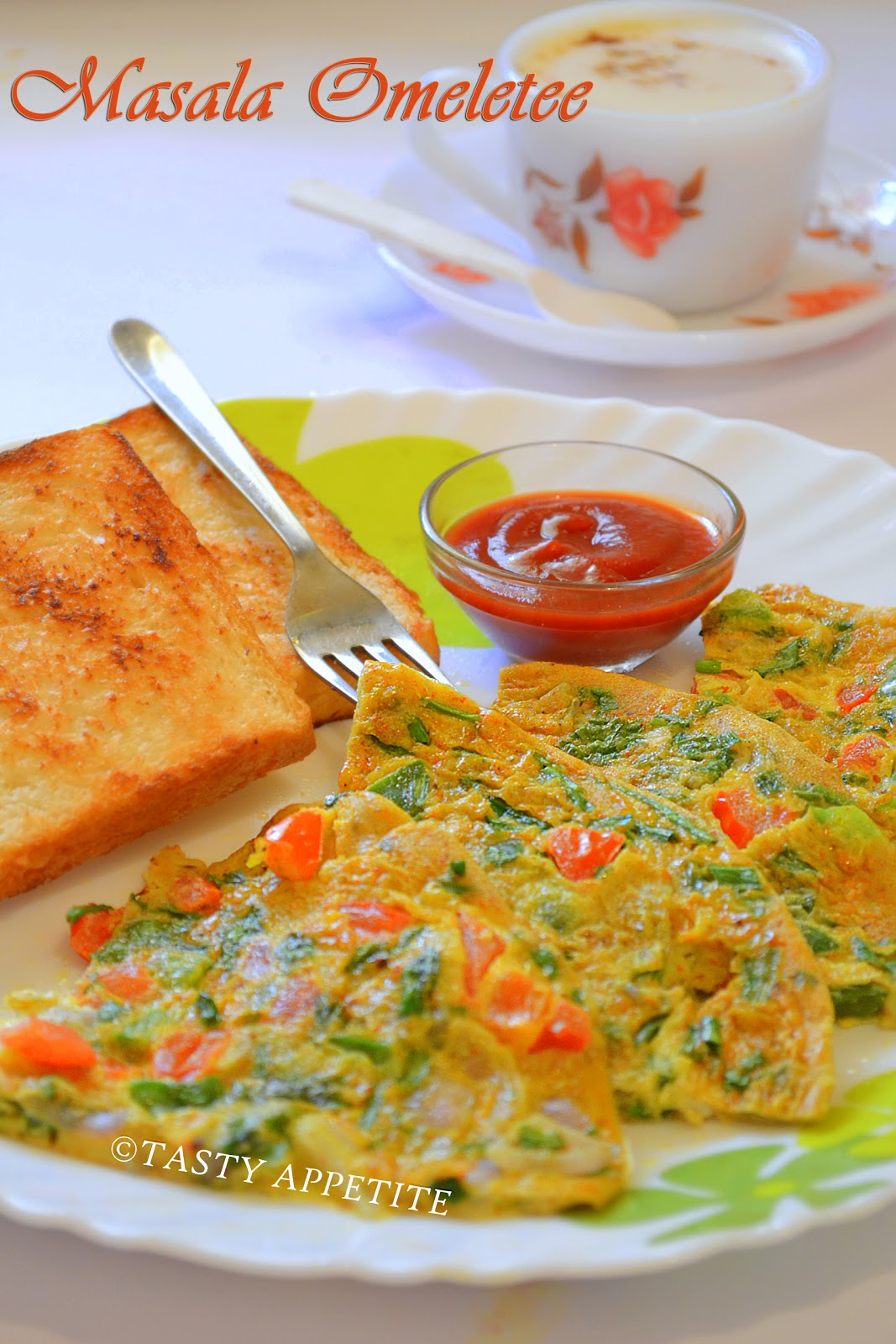 How to cook an omelette: various dishes