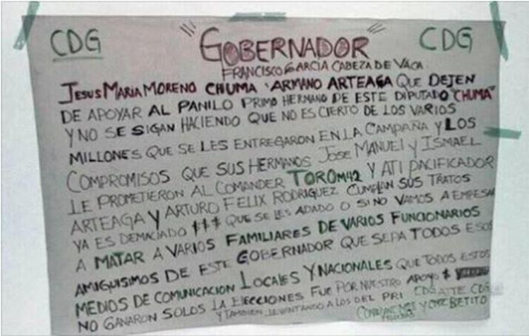 """ARREMETE """"PELOCHAS Y EL BETITO"""" CONTRA CABEZA DE VACA: """"DEJEN DE APOYAR AL PANILO"""""""
