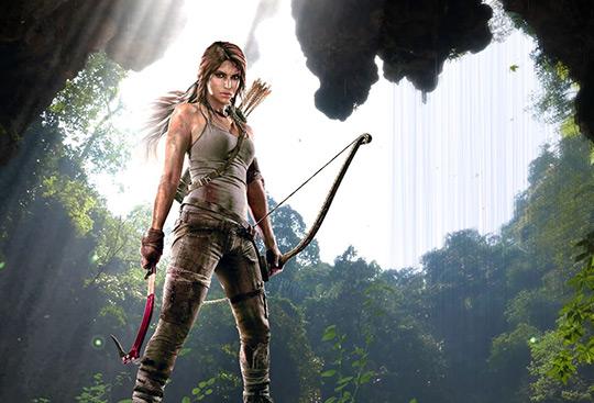 Tomb Raider - Lara Croft Wallpaper Engine
