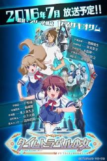Time Travel Shoujo: Mari Waka to 8-nin no Kagakusha-tachi (2016)