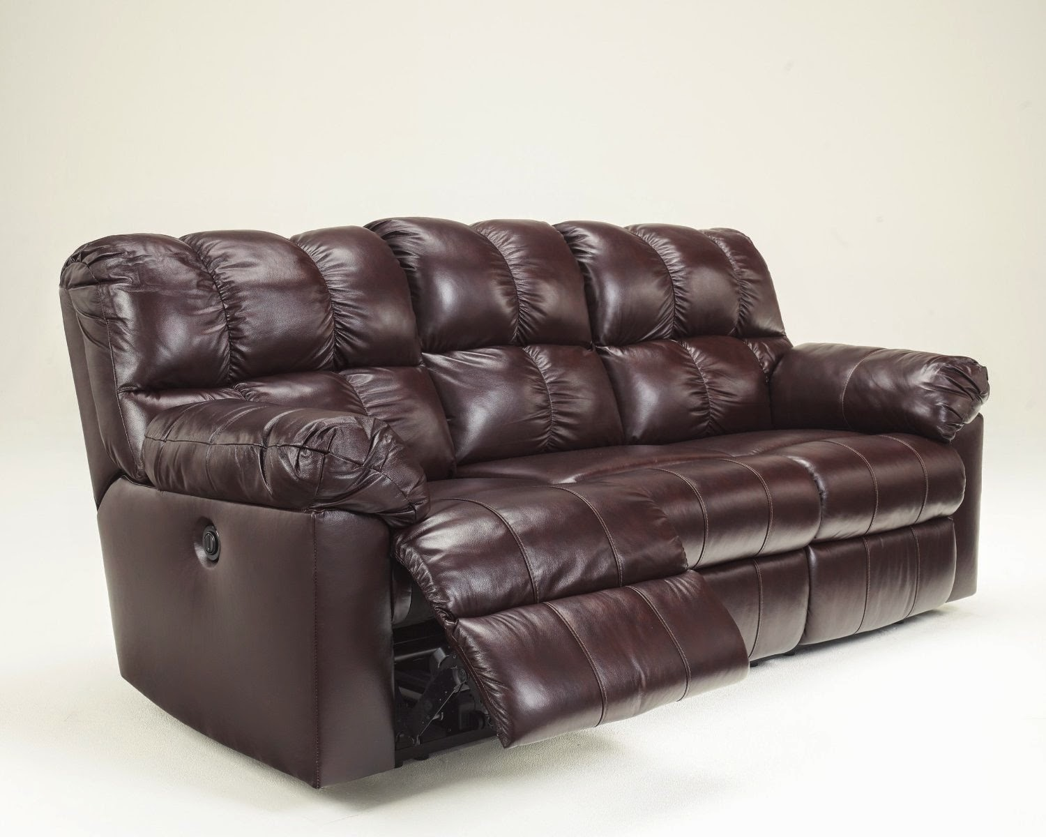 the best home furnishings reclining sofa reviews red. Black Bedroom Furniture Sets. Home Design Ideas