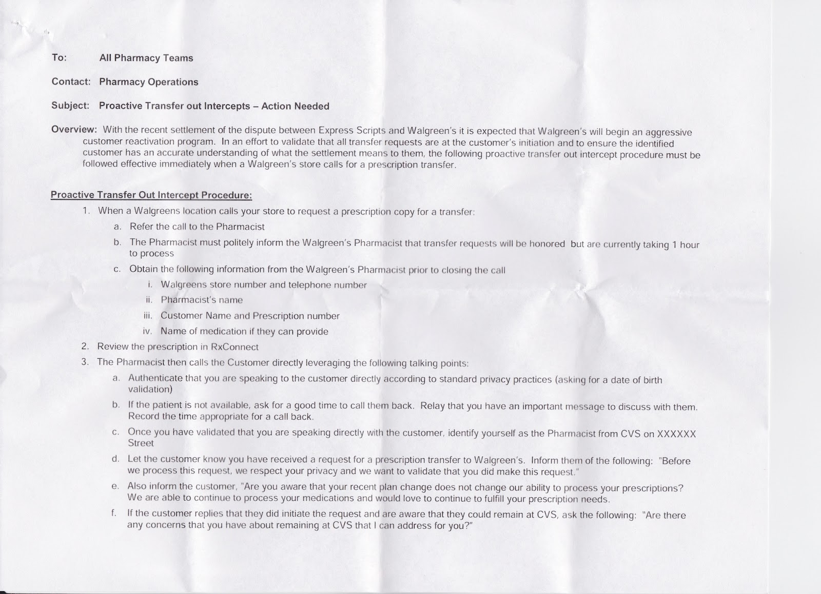 Cvs Job Application: Cvs Pharmacy Employee Transfer Policy