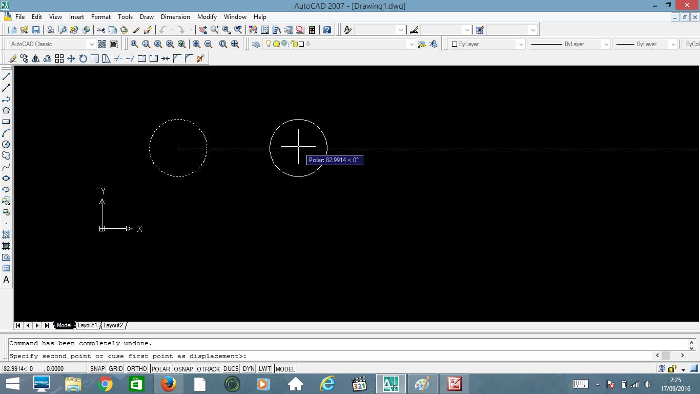 Menggandakan mengcopy objek gambar dengan menggunakan for Copy cad