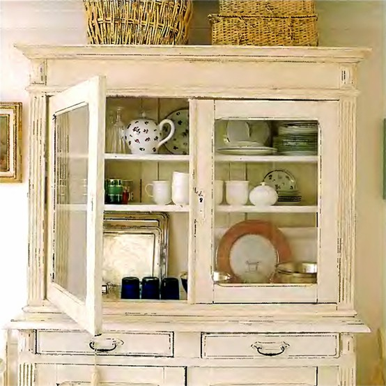 White Antique Kitchen Cabinets: Grace Upon Grace Al: Kitchen Hutch, Chest Of Drawers And Etsy