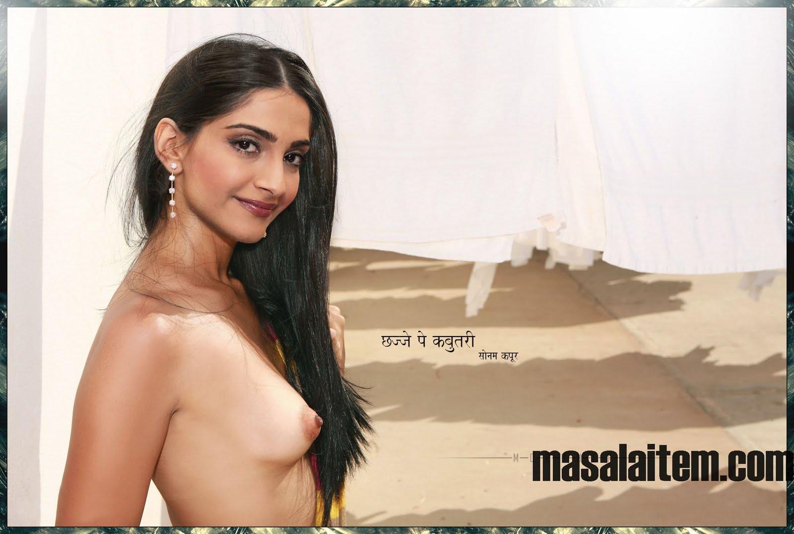 Nude Photo Of Sonam