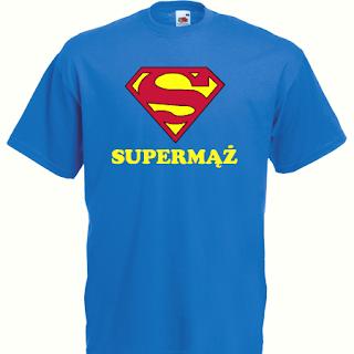 Koszulka Supermąż