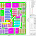 Layout Plan of Sector-36 Greater Noida HD Map