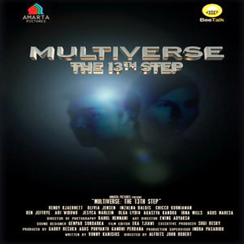 Multiverse The 13th Step Poster Film, Download poster Film Multiverse The 13th Step