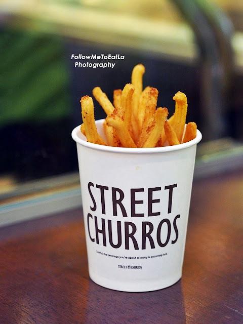 Tomato Churros Fries RM 7.90