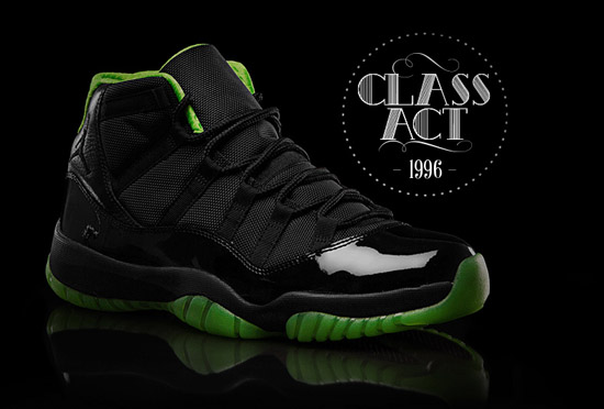 reputable site c5c17 bee90 Today we take a look at my favorite shoe of all time, the Air Jordan XI.
