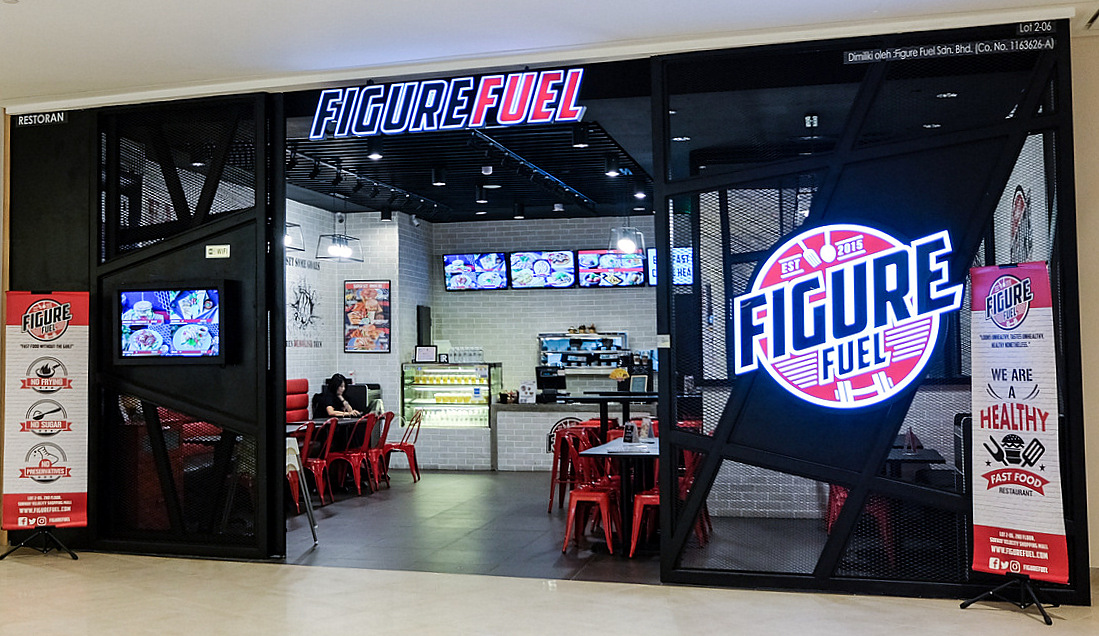 Figure Fuel @ Sunway Velocity Mall