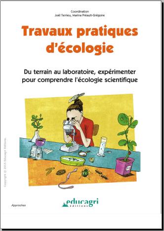 Livre : Travaux pratiques d'écologie - Joël TERRIEU, Marina PRÉAULT-GRÉGOIRE PDF