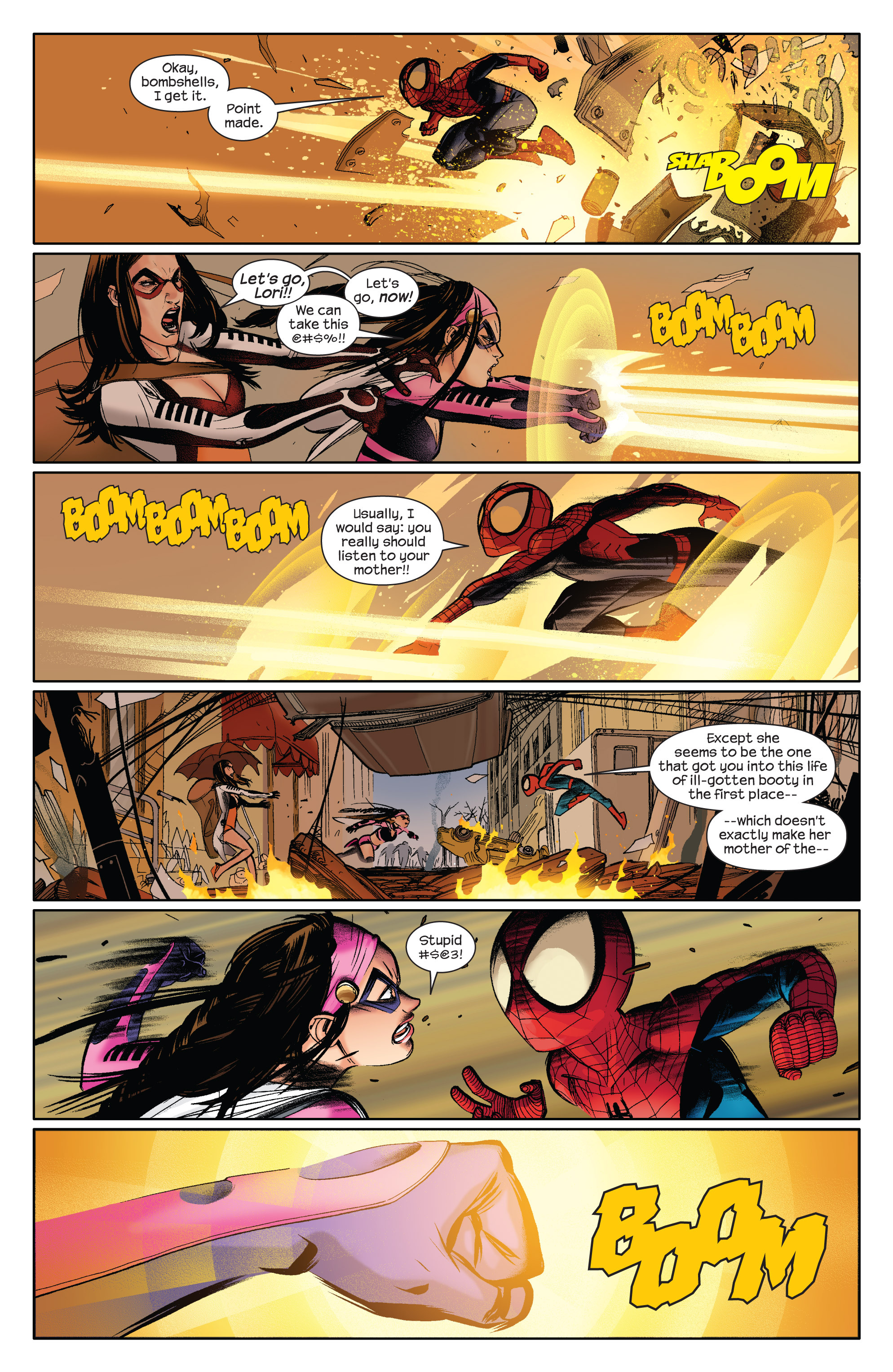 Read online Ultimate Spider-Man (2009) comic -  Issue #2 - 16