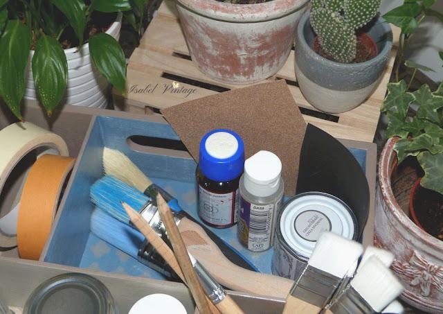 organizar-materiales-caja-madera