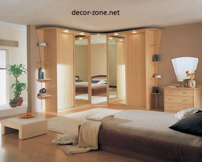Bedroom closet tips, corner cupboard ~ Interior-decoratinons 1