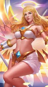 download gambar Rafaela mobile legend
