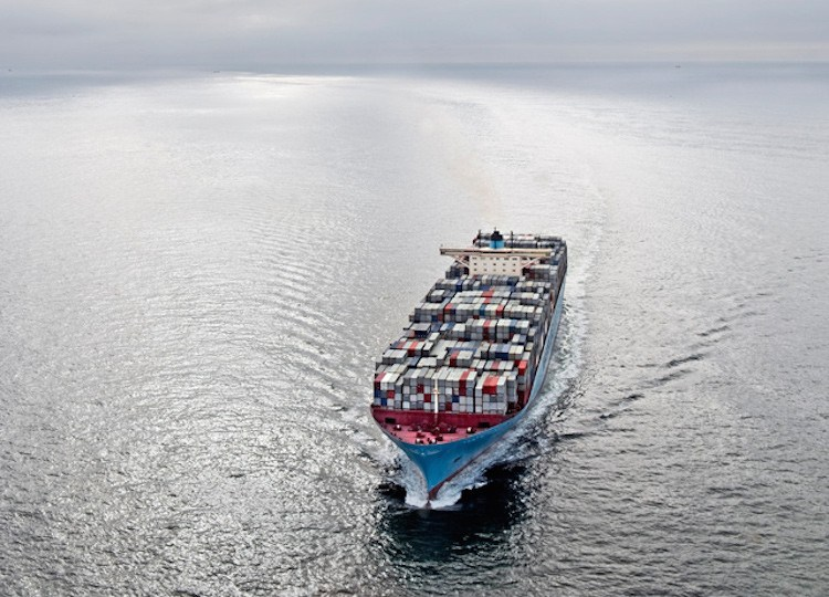 $550 Per TEU - Maersk Line to Hike Asia-Europe Shipping Rates