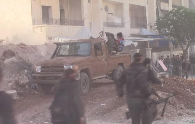 36 μισθοφόρους του Ερντογάν σκότωσαν οι Κούρδοι στο Χαλέπι