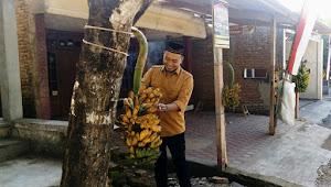 Unik, Daerah ini Punya Tradisi Tanam Pohon Pisang Jelang Lebaran