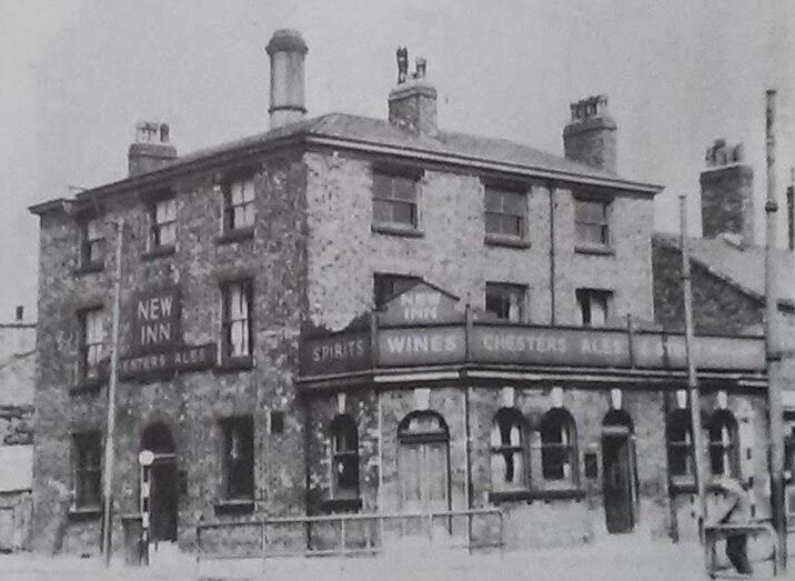 Pubs Of Manchester New Inn Rochdale Road