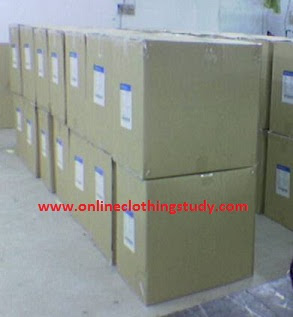 Carton selection in shipment