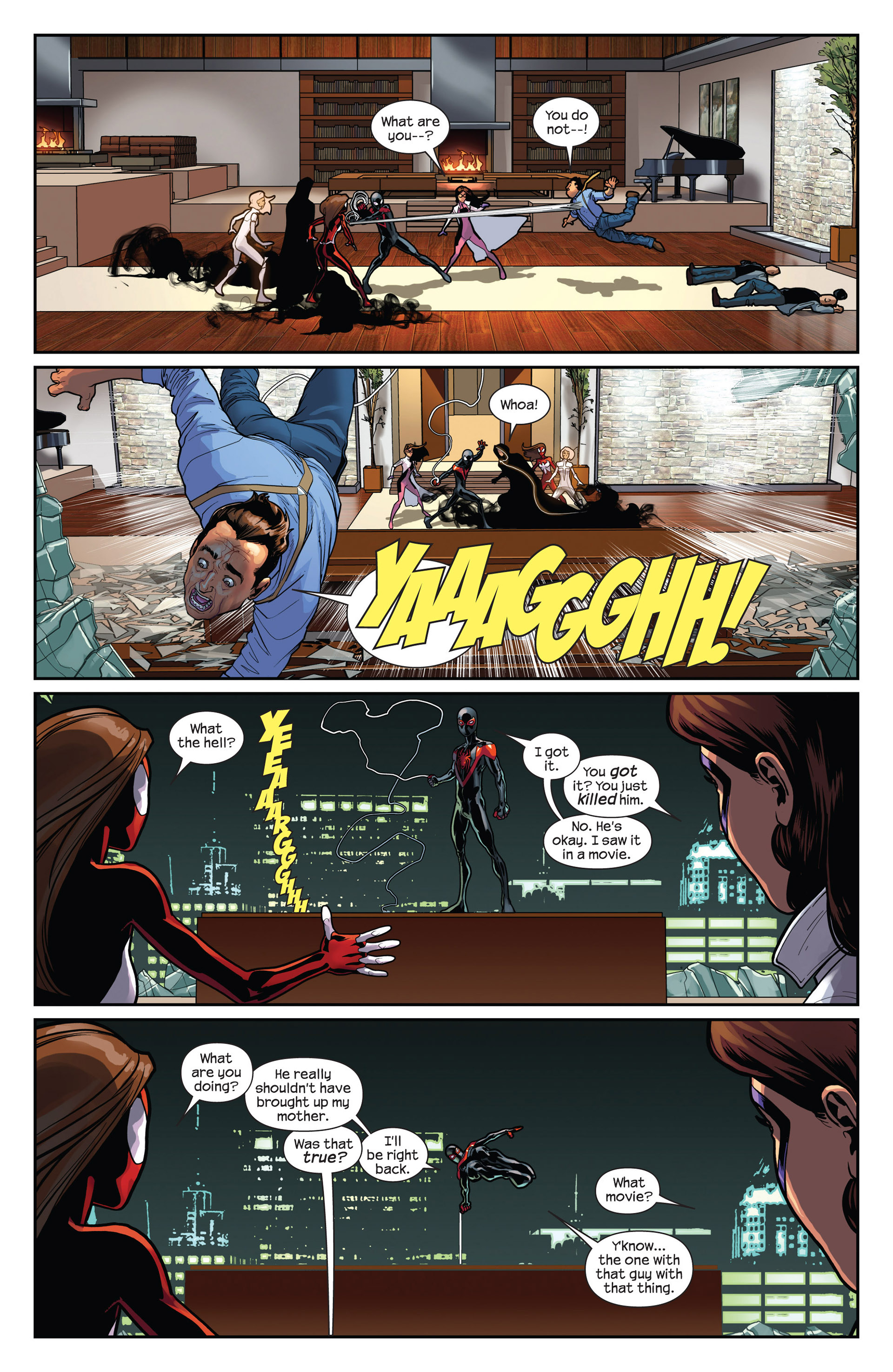 Read online Ultimate Comics Spider-Man (2011) comic -  Issue #28 - 8