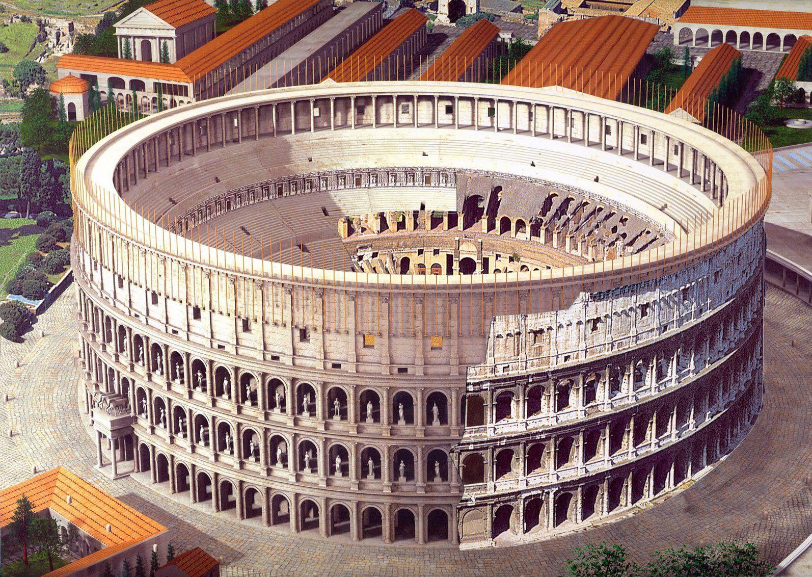 Trabajando Con Personitas La Diversión En La Antigua Roma Parte Ii