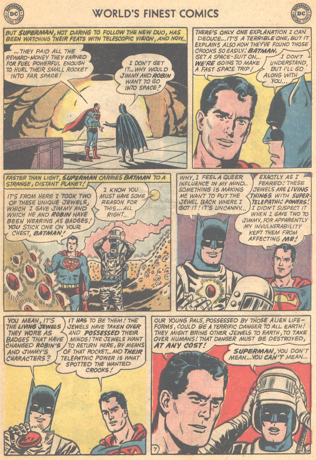 Read online World's Finest Comics comic -  Issue #147 - 21