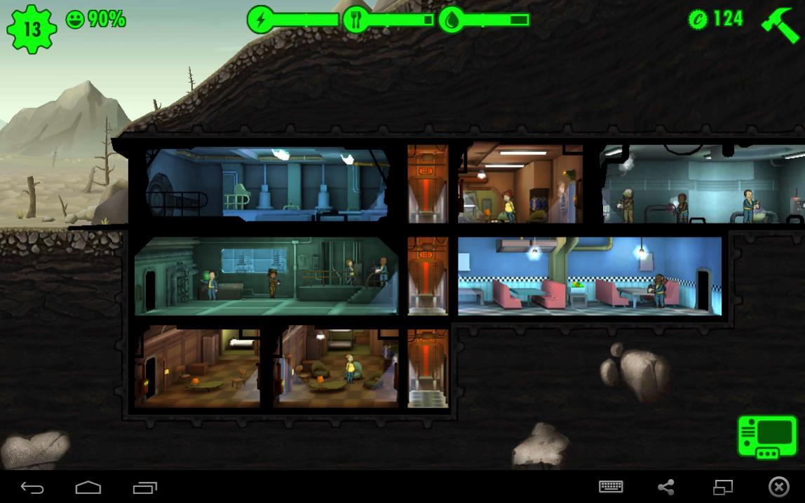 Vault-Tec | Fallout Blog: Android