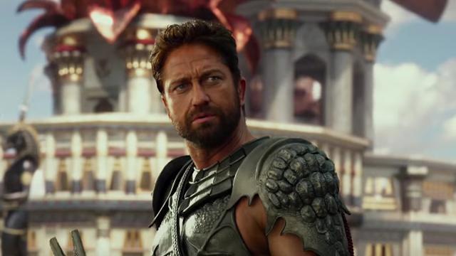"""Trailer final do épico """"Deuses do Egito"""" é eletrizante"""
