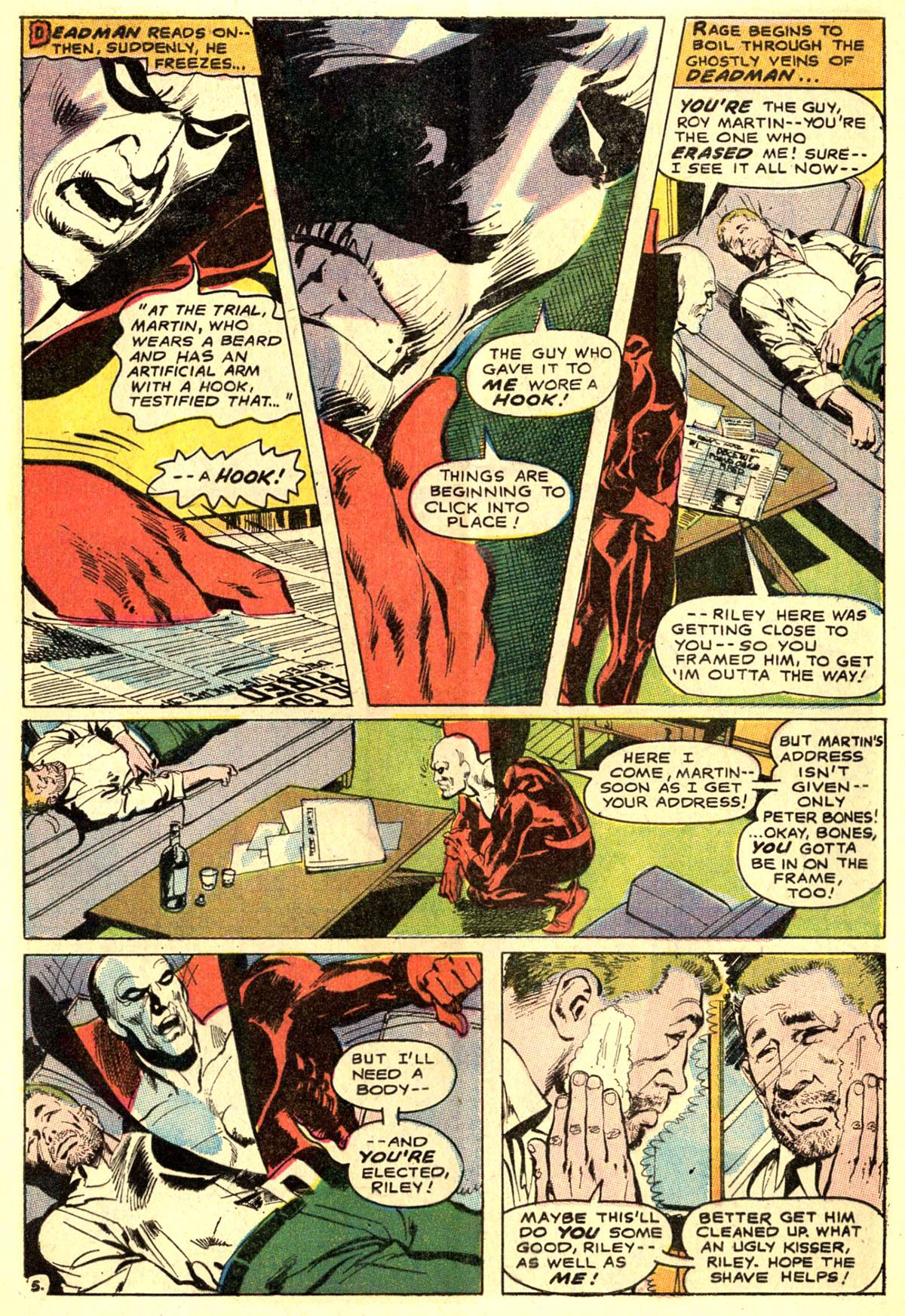 Strange Adventures (1950) issue 210 - Page 9