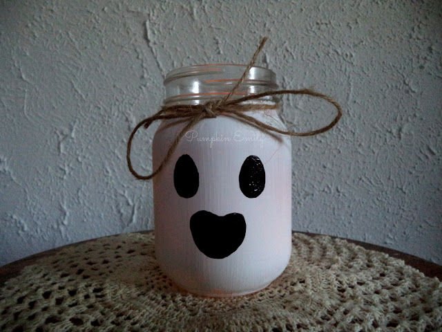 DIY Ghost Jar