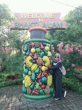 Agrowisata Bhakti Alam, Ngembal, Pasuruan : Tempat Rekreasi, Outbound & Edukasi Serta Hunting Foto