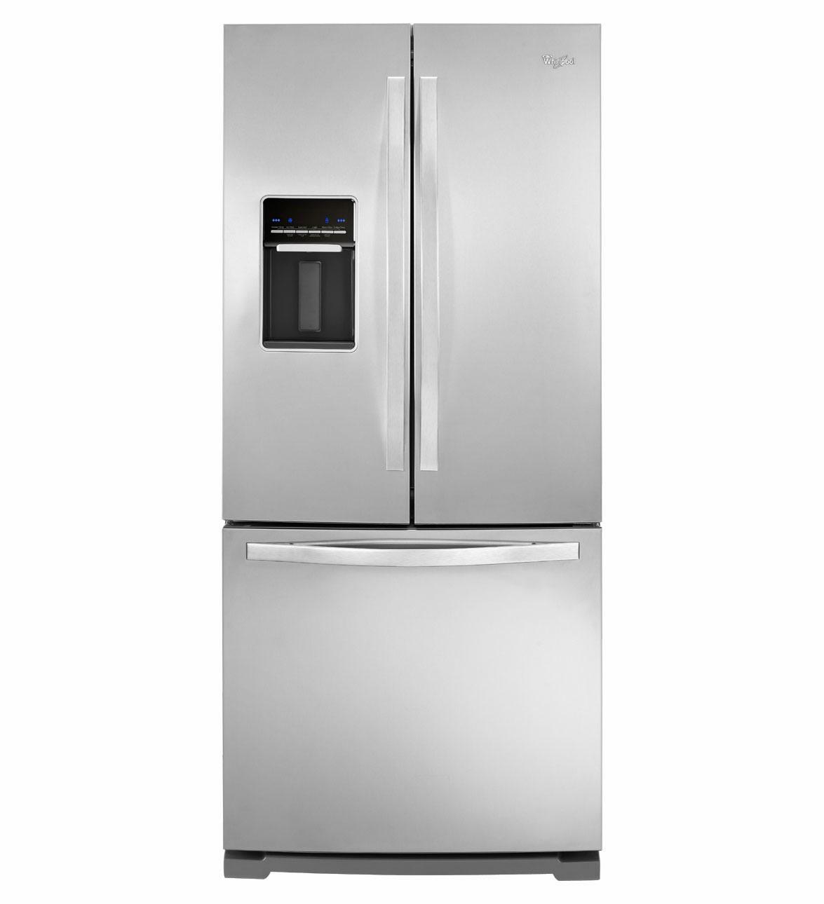 Whirlpool Refrigerator Brand: Whirlpool WRF560SEYM French