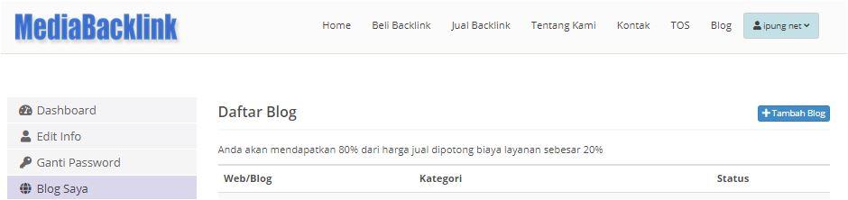 Mediabacklink: Medianya Jual Beli Backlink Berkualitas di Indonesia