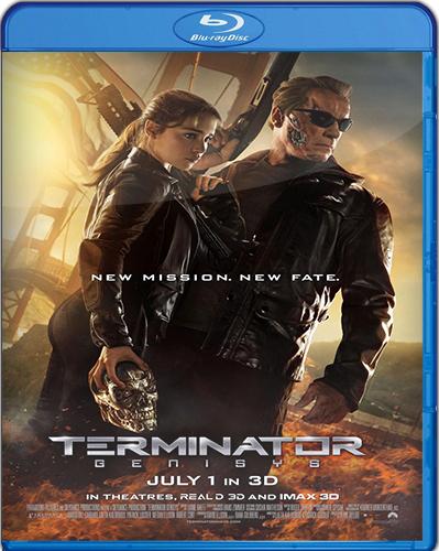 Terminator Genisys [BD25] [2015] [Latino]