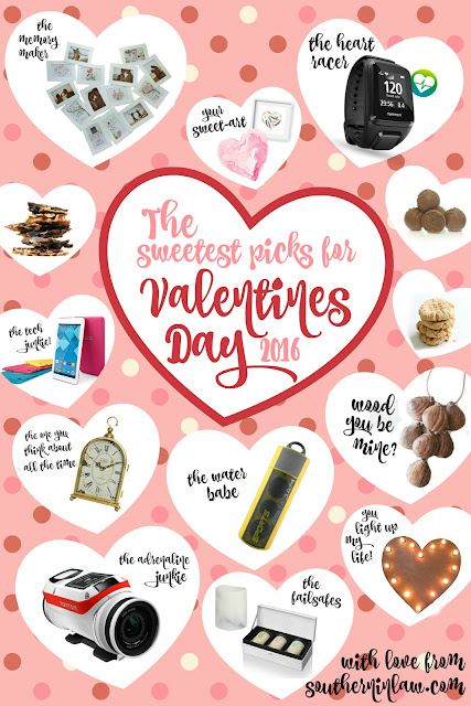 The Sweetest Picks for Valentines Day - Valentines Gift Guide Australia 2015 - Gift Ideas for Husband Boyfriend Partner