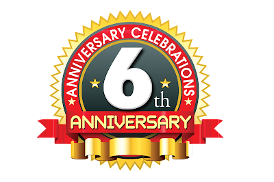 Image result for 6th anniversary