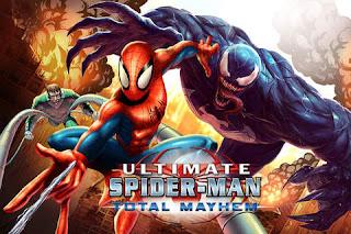 تحميل لعبة Spider-Man Total Mayhem HD مجانا للاندرويد
