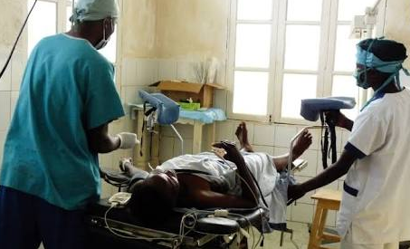 ibadan wife remove wife's womb c section