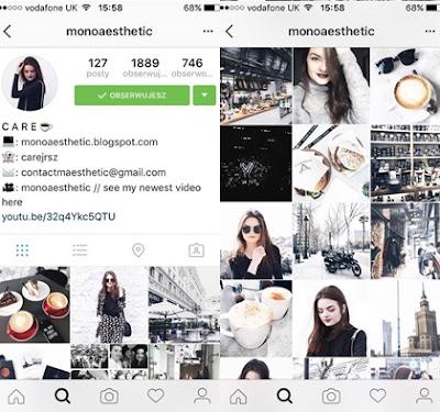 Ulubione instagramy