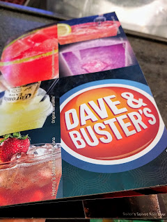 happy hour at Dave and Buster's, Fresno