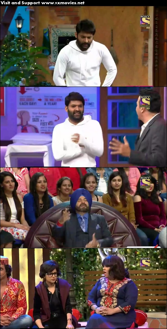 The Kapil Sharma Show 18 Dec 2016 HDTV 480p