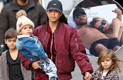 Kourtney Kardashian bans Scott Disick from seeing their kids till he sobers up
